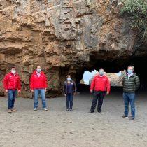 Reconocen como Sitio Prioritario para la Conservación de la Biodiversidad a Arcos de Calán en Pelluhue