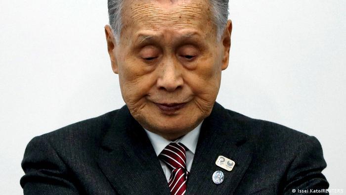 Dimite el máximo responsable de Tokio 2021 tras comentarios sexistas