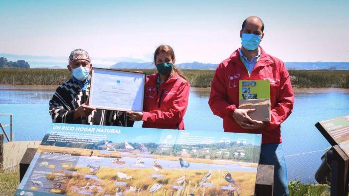 Entregan certificación de sitio de importancia internacional por humedal de Monkul