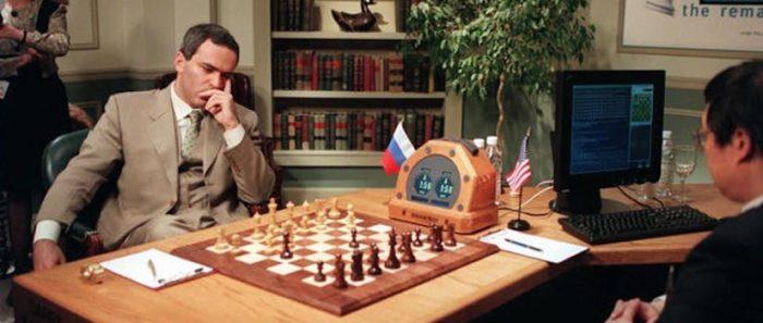 Hace 25 años Deep Blue logro una icónica victoria sobre Kaspárov