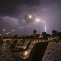 Dirección Meteorológica anuncia probabilidad de tormentas eléctricas entre las regiones de Coquimbo y el Biobío