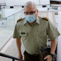 Fiscalía suspende toma de declaración del general Ricardo Yáñez en el marco de investigaciones por delitos de lesa humanidad durante el estallido