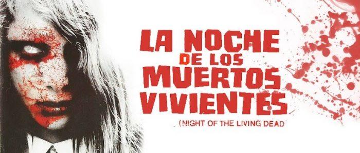 """Película """"La noche de los muertos vivientes"""" de George A. Romero vía online"""