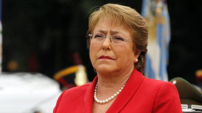 Bachelet reprende a China por usar la pandemia para aumentar la represión