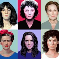 """""""100 Mujeres Mirando Al Frente"""": el proyecto que visibiliza a destacadas luchadoras por la igualdad de género"""