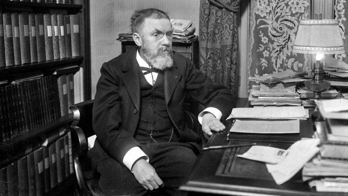 """""""La moral y la ciencia"""", la reciente edición de la obra del explosivo matemático francés Henri Poincaré"""