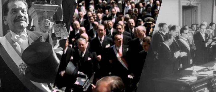 """Especial de la Cineteca Nacional: """"Registros presidenciales (1911- 1970)"""" vía online"""