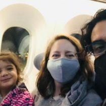 """""""Imponen una multa y una pena de cárcel por no haber hecho nada"""": la familia chilena que no puede volver a su casa de Reino Unido por las restricciones contra el covid"""