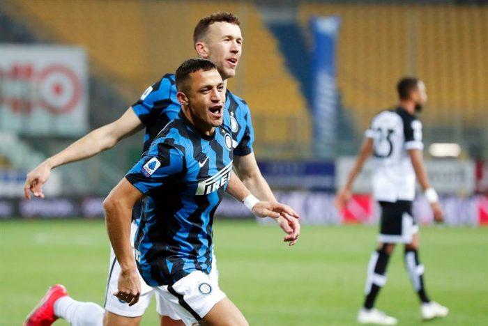 Una maravillosa jornada: dos goles de Alexis Sánchez le dan el triunfo al Inter y lo consolida como líder de la Serie A