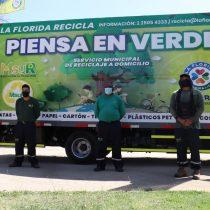 Nuevo programa de reciclaje domiciliario y potencia la separación de residuos