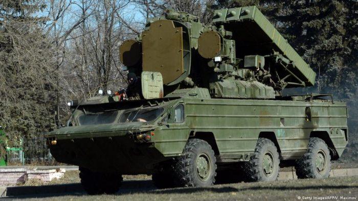Ucrania y Rusia se enfrentan en nueva escalada por conflicto limítrofe