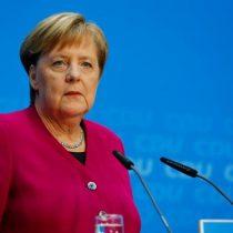 Angela Merkel por variante británica del coronavirus: