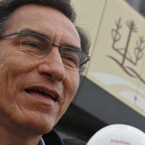 Fiscalía de Perú pide 18 meses de prisión para expresidente Vizcarra