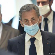 Expresidente francés Nicolas Sarkozy, condenado a prisión por corrupción y tráfico de influencias