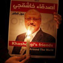 Novia de Khashoggi pide castigar al príncipe heredero saudí