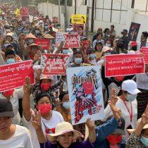 Denuncian la ocupación militar de hospitales en Birmania