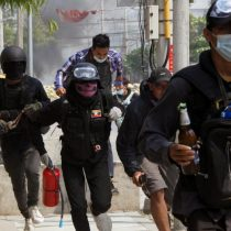 Muertos por la violencia de la junta militar en Birmania superan los 300