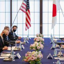 """Japón y EE.UU.: """"Si China usa la fuerza, nosotros responderemos"""""""