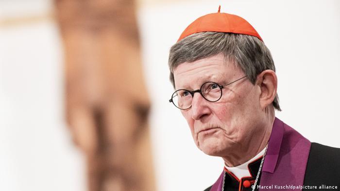 Arzobispo de Colonia admite