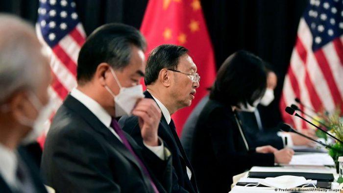 China advirtió que tomará