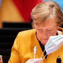 """""""Este error es sólo mío"""": Merkel da marcha atrás con medidas anticovid reforzadas para Semana Santa"""