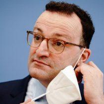 Ministro alemán admite haber recurrido a amigos para adquirir mascarillas
