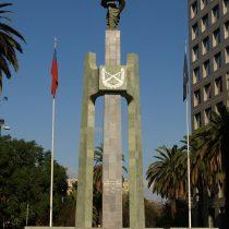 General Director de Carabineros propone trasladar el monumento de la institución emplazado en la Alameda