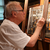 Documentales sobre fotógrafos Richard Estes y Robert Frank en Film&Arts