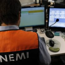 Onemi establece Alerta Roja para comunas del borde costero y territorio insular ante amenaza de tsunami
