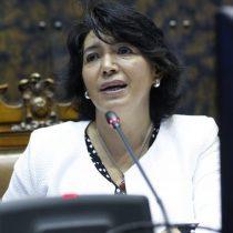 Bancadas parlamentarias DC respaldan a Yasna Provoste ad portas de votación de presidencia del Senado