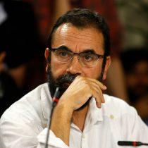 Hugo Gutiérrez se ausenta otra vez de audiencia judicial: no fue ubicado