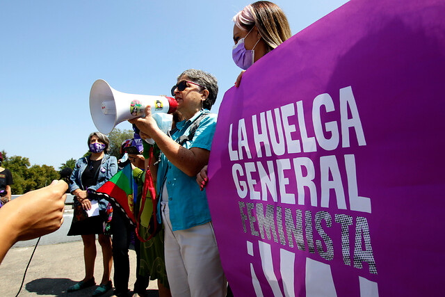 Coordinadora Feminista 8M convoca manifestación para este lunes: Un llamado a salir a las calles, a movilizarnos y cuidarnos