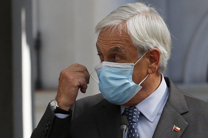 Piñera insiste en la necesidad de extender el Estado de Catástrofe ante tercer día consecutivo con más de cinco mil casos nuevos de Covid