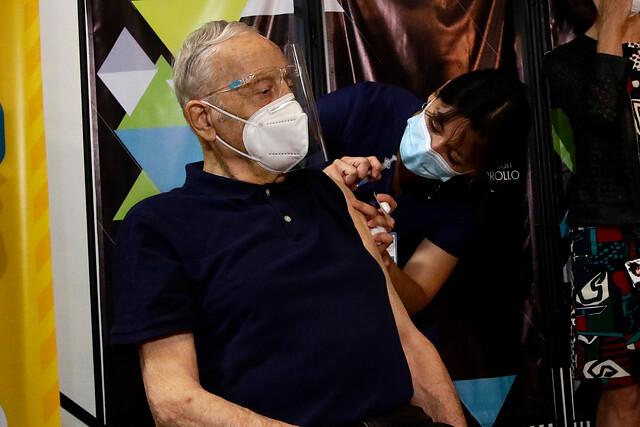 La Florida inicia vacunación de segundas dosis contra el covid-19