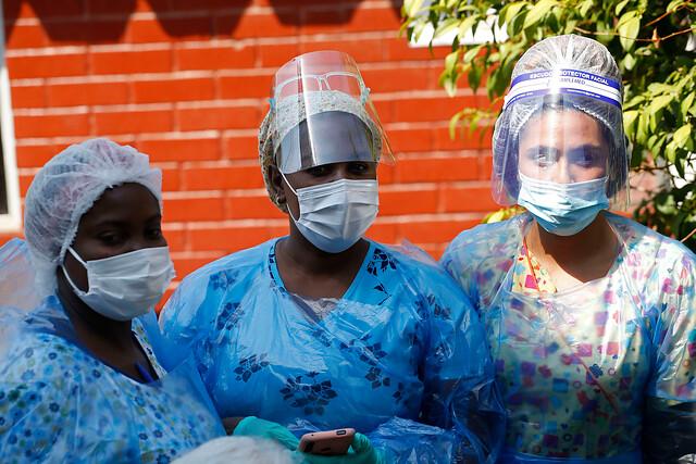 Vicepresidente del Colmed advierte que los equipos de salud están exhaustos: