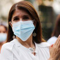 """Paula Narváez: """"Mario Desbordes falta gravemente a la verdad, pues siempre he condenado  la violencia"""""""