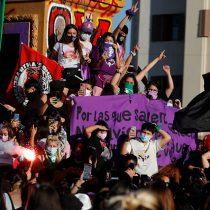 Siguen masivas manifestaciones por el 8M en todo el país