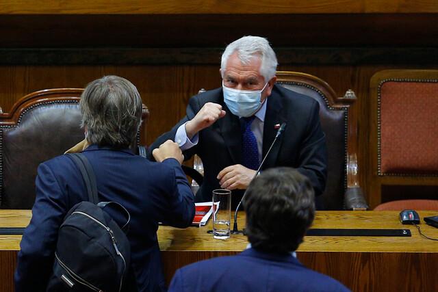 Divide para gobernar: Cámara aprueba extensión de Estado de Excepción con voto fragmentado de las bancadas opositoras