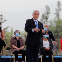 Piñera asegura que Gobierno repondrá estatua de Baquedano tras su remoción momentánea