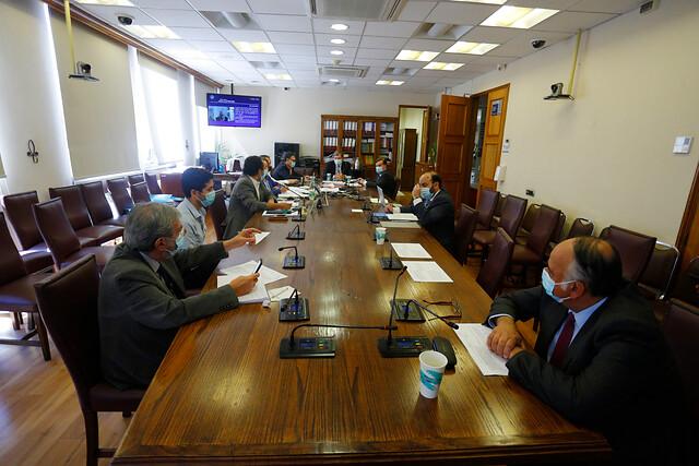 Comisión de Hacienda de la Cámara Baja rechazó proyecto de Royalty Minero