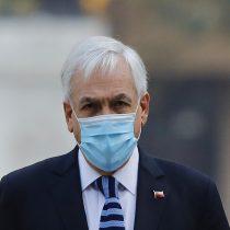 Mesa directiva del PS le pide a su bancada de diputados que estudien antecedentes para una acusación constitucional contra el Presidente Piñera