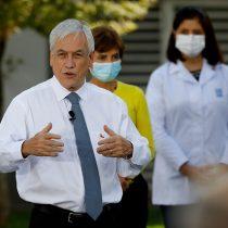 Piñera dice estar dispuesto a incorporar