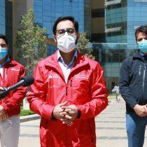 Seremi de Salud de Atacama renunció tras filtración de fotos en las que aparece sin cumplir medidas sanitarias