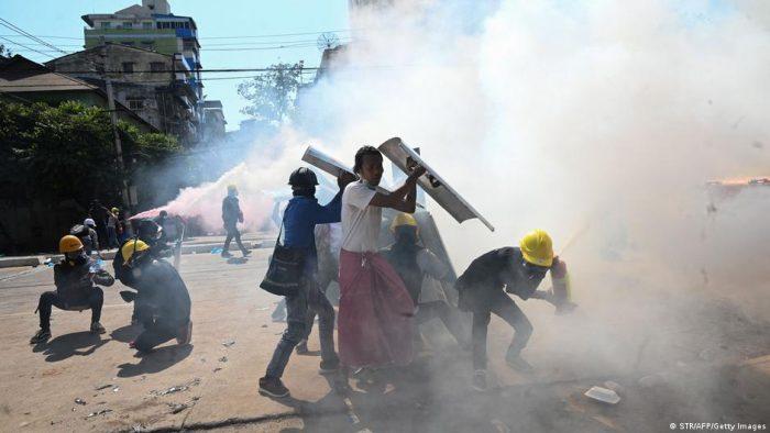 Desde el 1 de febrero: Unicef denuncia que al menos 35 niños han muerto a manos de fuerzas birmanas