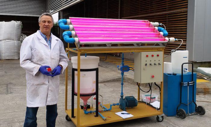 Tecnología en base a radiación solar permite purificar casi en un 100% aguas contaminadas en zonas rurales