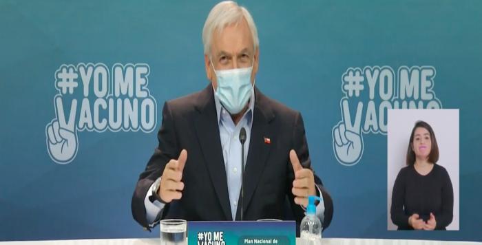 Piñera estira el elástico sobre suspensión de elecciones de abril: