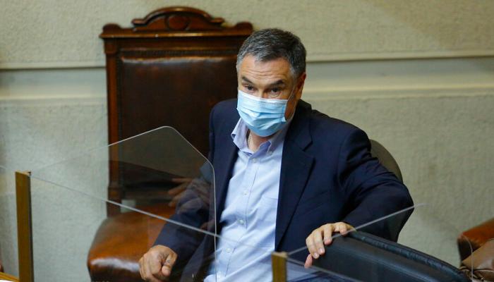 Corte de Apelaciones de San Miguel rechaza solicitud de desafuero del senador Ossandón por caso de tráfico de influencias