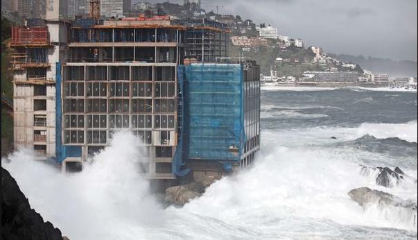 Hotel Punta Piqueros, la obcecación empresarial por un proyecto ambiental y urbanísticamente inviable