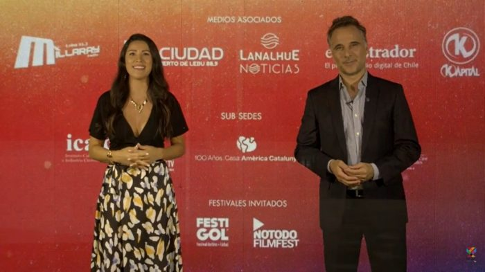 Festival de Cine de Lebu terminó con positivo balance y entrega de premios
