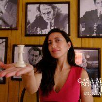 Taller de ajedrez en Museo Eduardo Frei Montalva